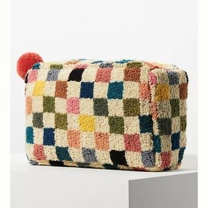 Anthropologie x Emily Isabella Sherpa Pouch